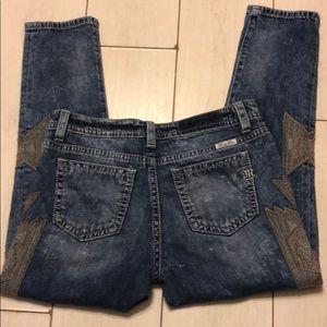 Miss Me Ankle Jeans Size 28 x 26